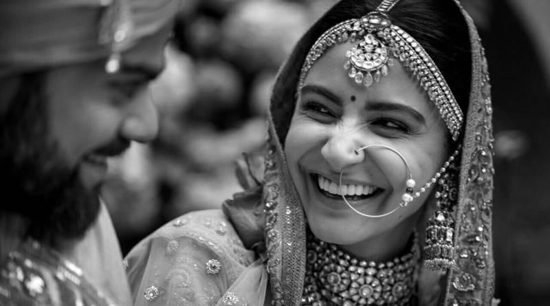 Virat Kohli Anushka Sharma Marriage Anniversary