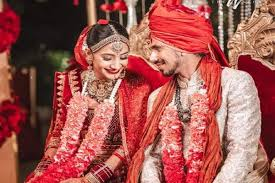 dhanashree verma and yazuvendra chahal ties the knot