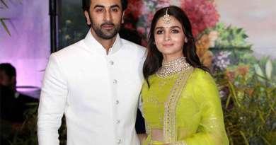 Alia Bhatt and Ranbir