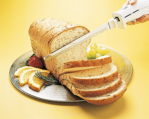 best electric knife slicing bread