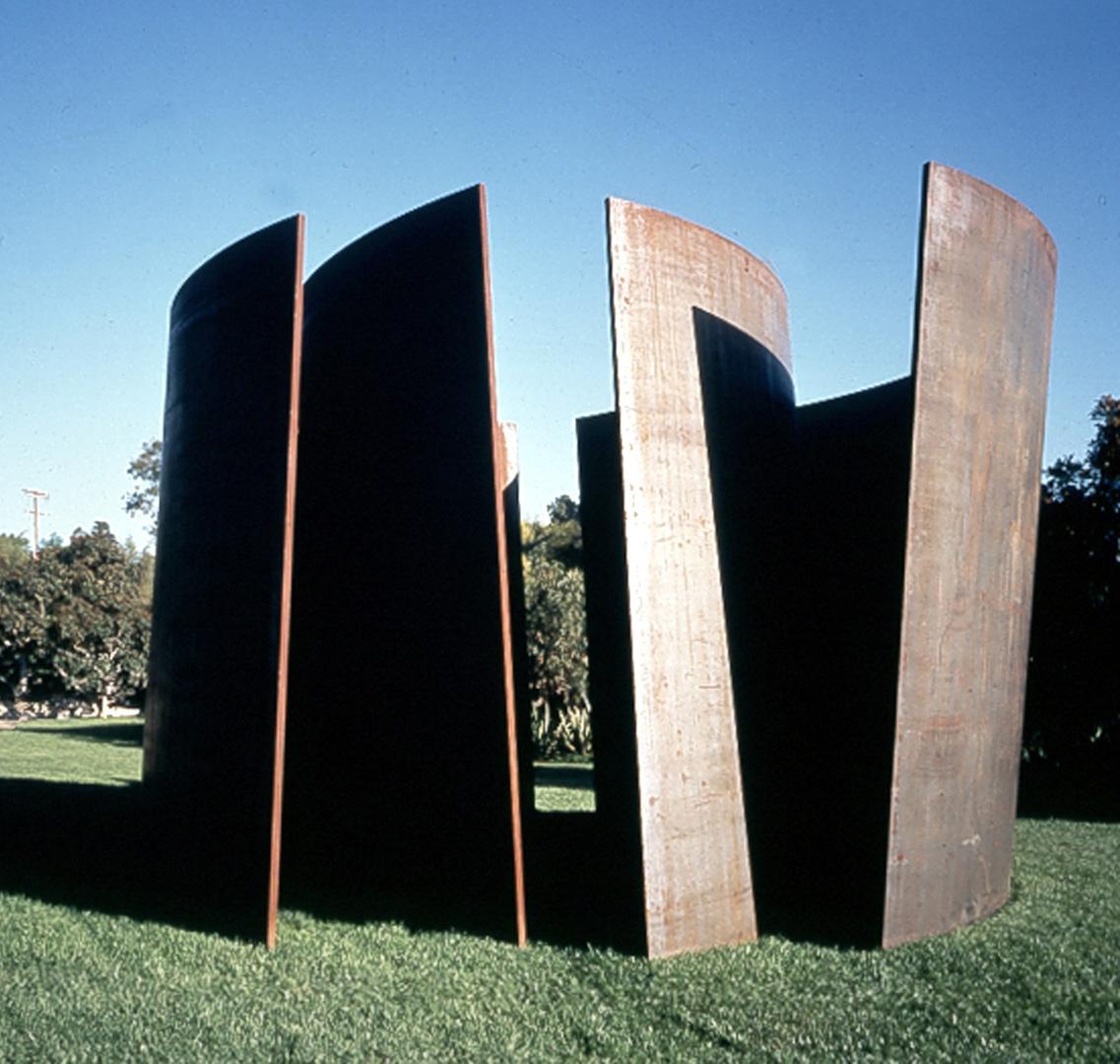 No Problem Richard Serra The Broad
