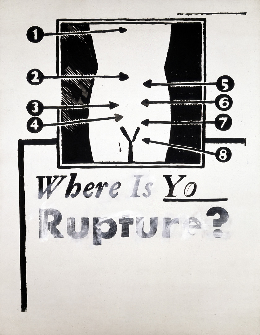 hight resolution of andy warhol where is your rupture 1 1961 water