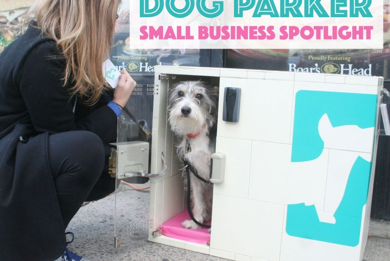 We interviewed Chelsea Brownridge of Dog Parker, a new service that makes it easy to shop with your dog!