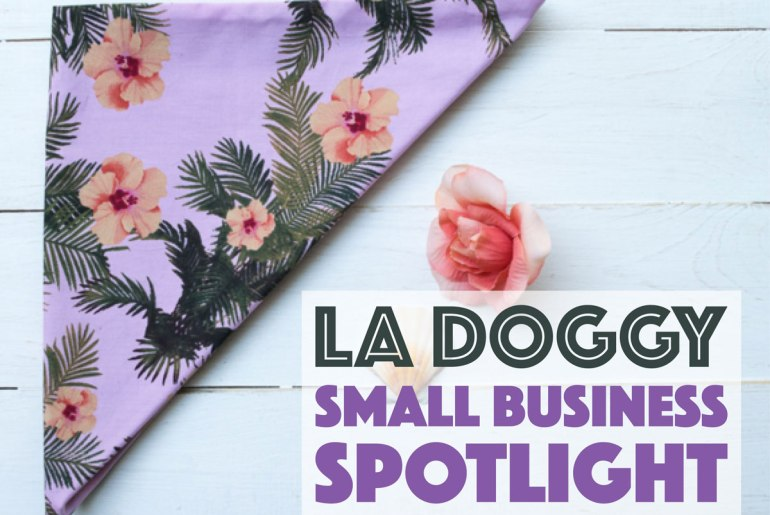 An interview with LA Doggy, a Los Angeles-based company selling handmade dog accessories. PLUS an EXCLUSIVE coupon code!