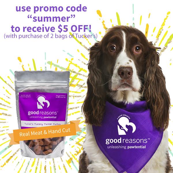 Where Can You Buy Good Reasons Dog Treats