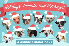 Holidays, Hounds, and Hot Buys Gift Guide Giveaway!