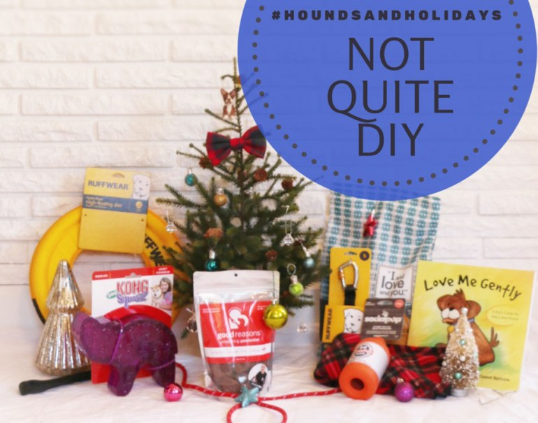 "#HoundsAndHolidays ""Not Quite DIY"" Prize Pack"