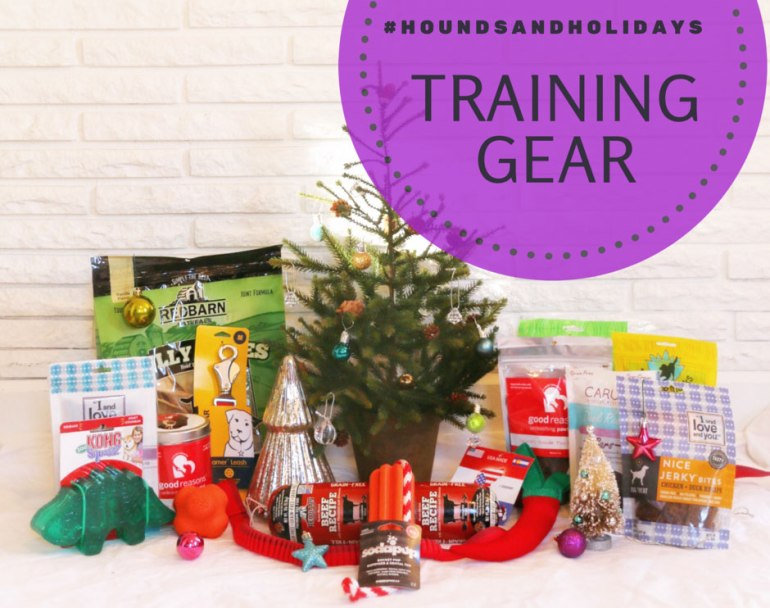 #HoundsAndHolidays Training Gear Prize Pack
