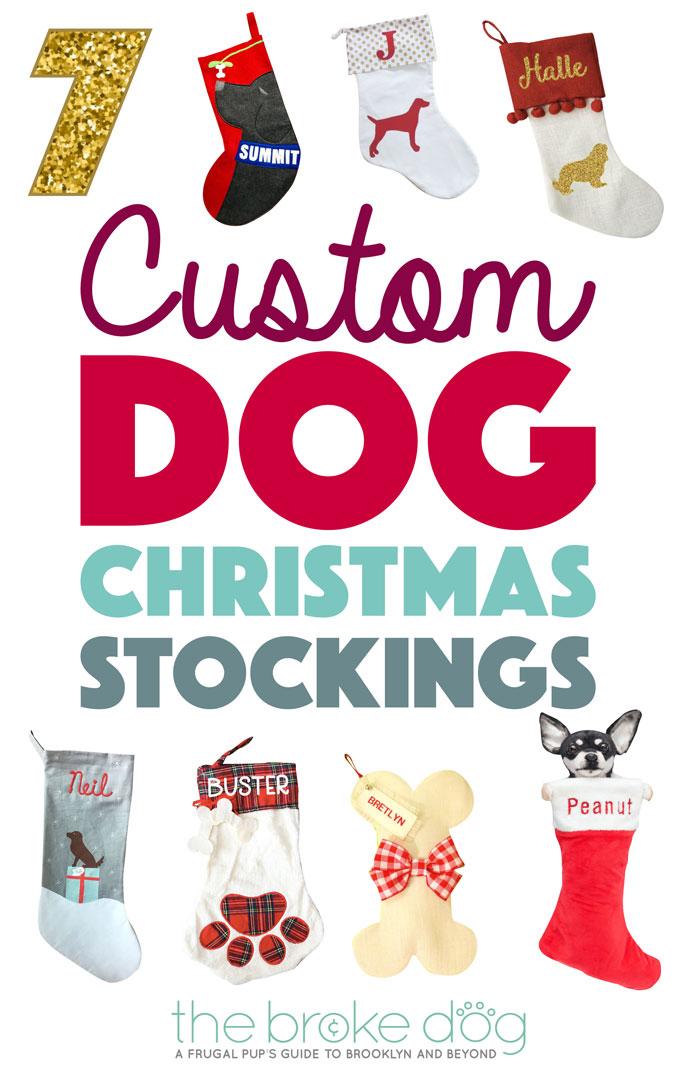 did we miss your favorite custom dog christmas stocking let us know in the comments