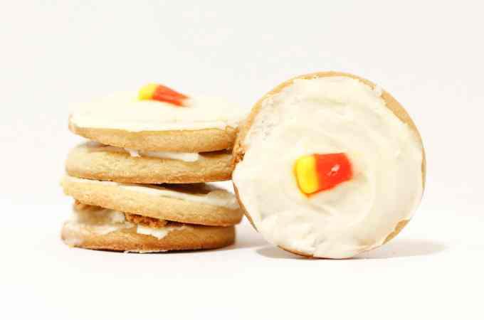Autumn Sugar Cookies