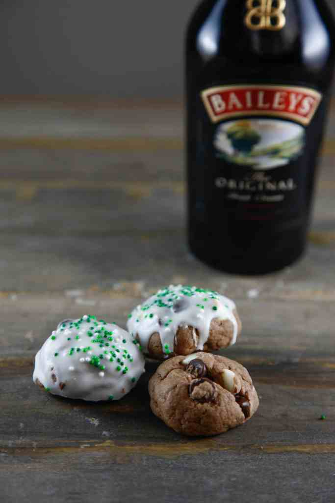 Baileys Chocolate Meltaway Cookies