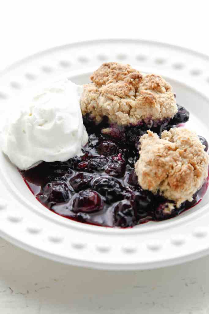 blueberry cobbler_-5