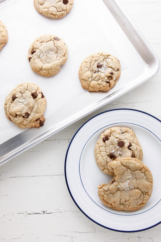brown butter chocolate chip cookies_-6