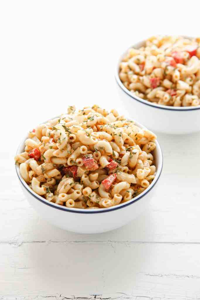 cajun spice pasta salad_