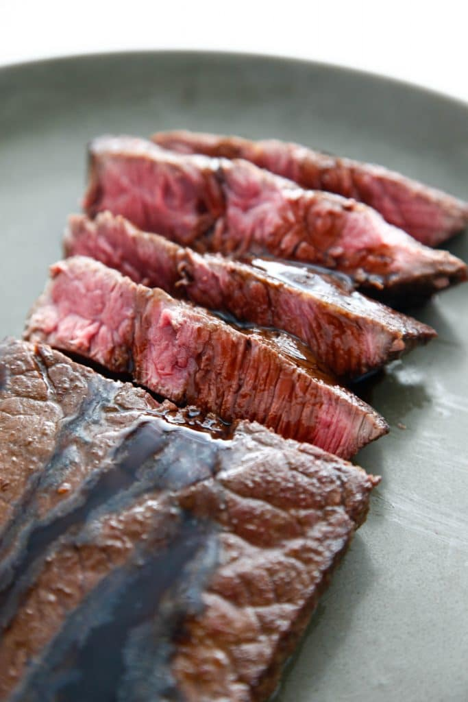 Balsamic Glazed London Broil