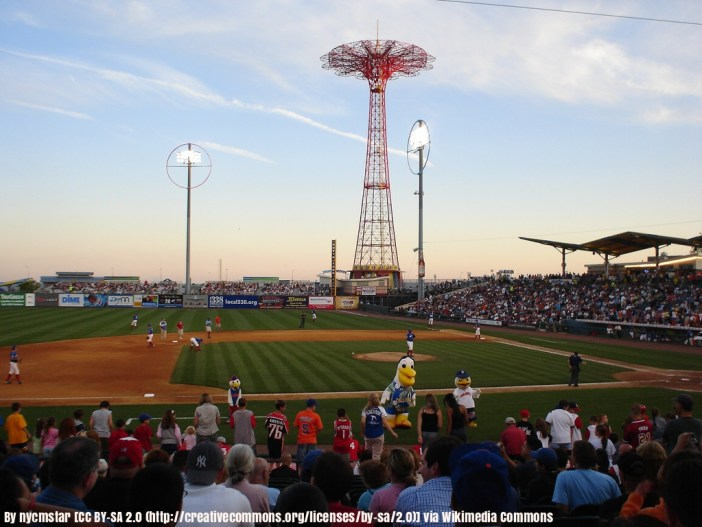 MCU Park - Home of the Brooklyn Cyclones