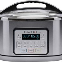 Multi Function Programmable Slow Cooker
