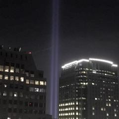 9/11 Tribute in Lights