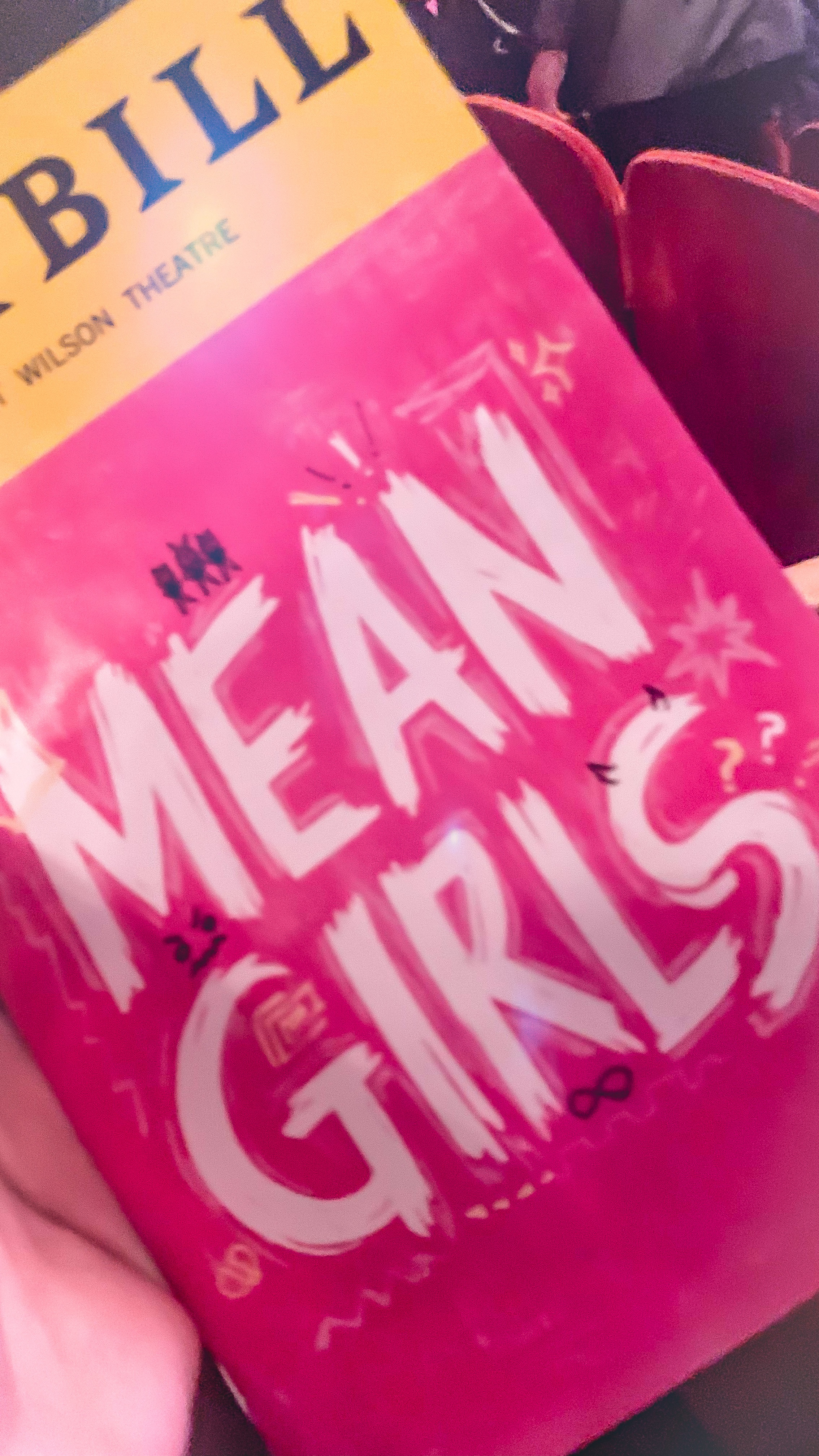 #MeanGirlsBway Mean Girls on Broadway
