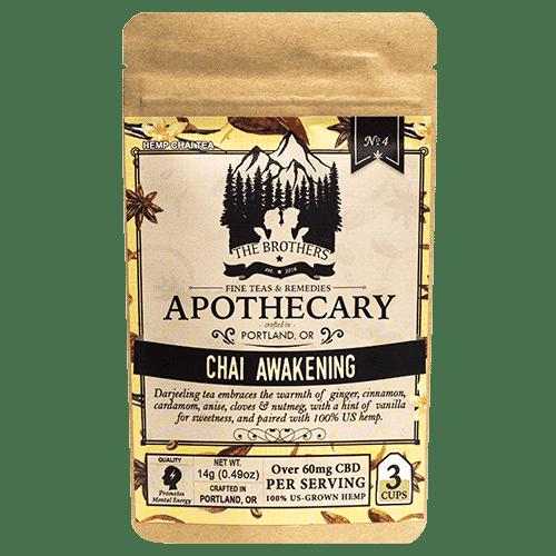 Chai Awakening CBD Tea