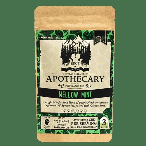 Mellow Mint CBD Tea