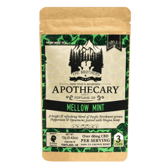 Mellow Mint CBD Tea
