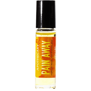 Pain Away CBD Essential Oil Front