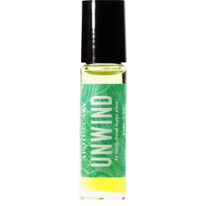 Unwind CBD Essential Oil Front