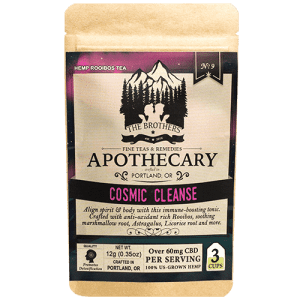 Cosmic Cleanse CBD Tea