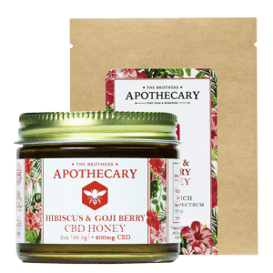 Hibiscus CBD Honey