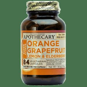 Super Citrus Orange CBD Vitamin C