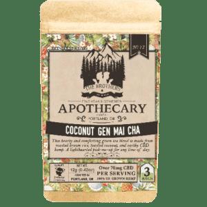 Genmaicha CBD Tea