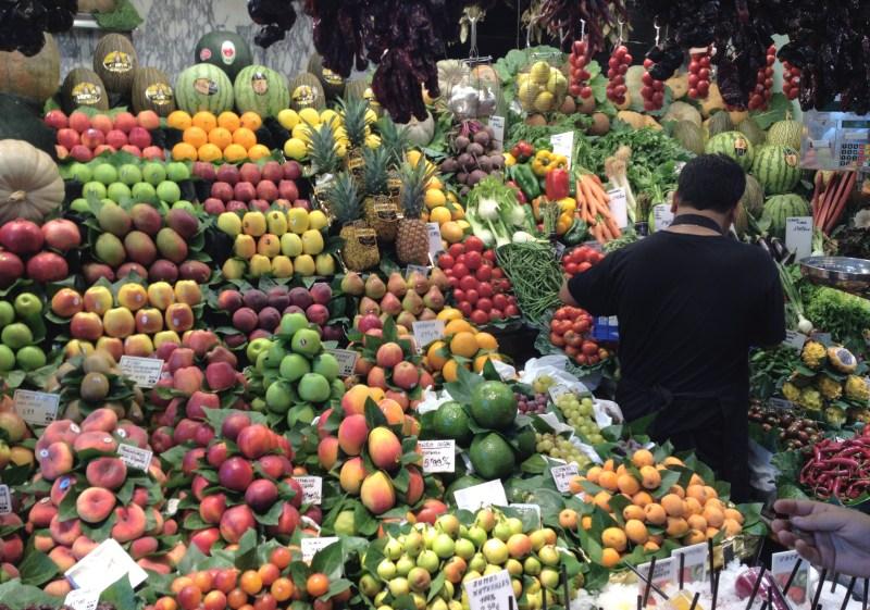 market-spain