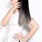 Going (Ombre) Grey With Redken