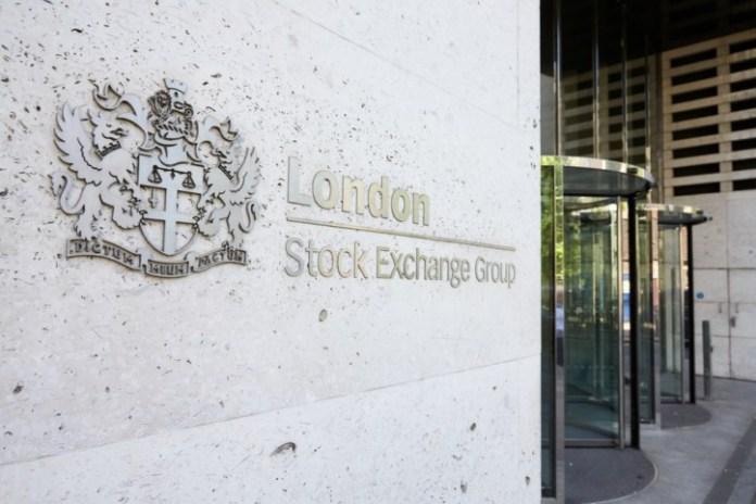 London Stock Exchange - Crypto