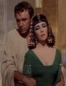 Elizabeth Taylor as Cleopatra (1963)