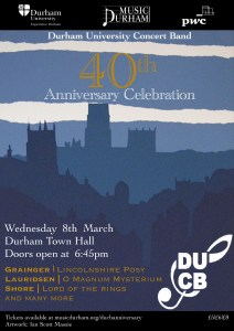 DUCB Anniversary Concert