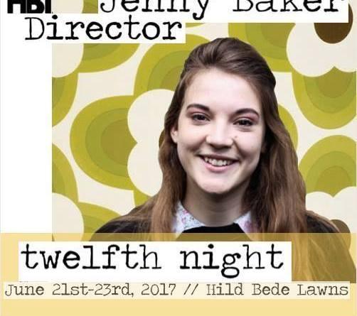 Director's Note: Twelfth Night