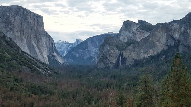 Yosemite Tunnel View