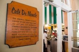Café Du Monde new orleans