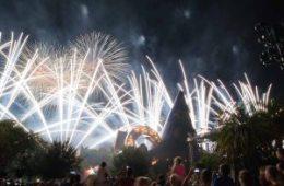 Walt Disney World fireworks