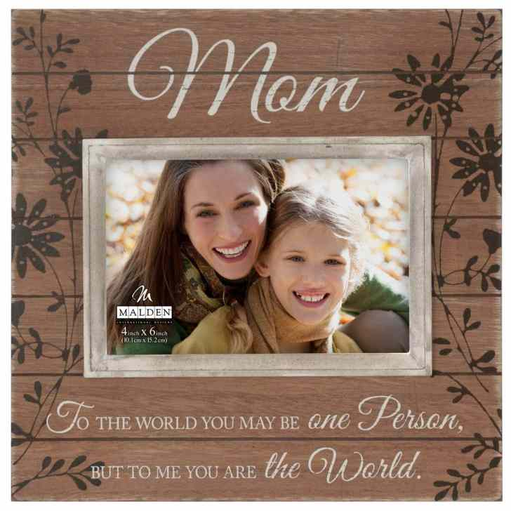 mom photo frame gift idea