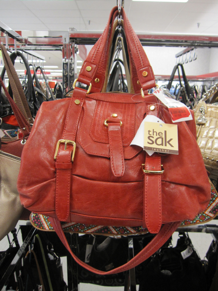 Atampt J Maxx Handbags Red