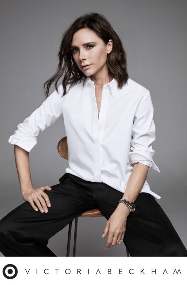 Victoria Beckham is designing a collection for Target coming this spring. Designer Collaboration ( Fashion and Lifestyle) 2017