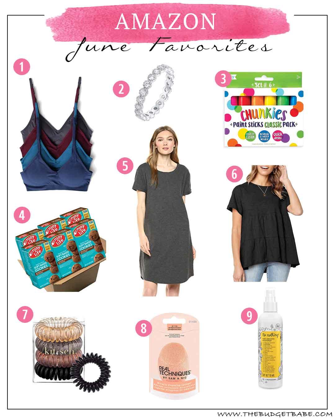 Photo of Amazon | June Favorites