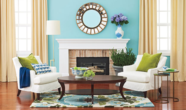 Home Decorating How To Choose Colors – The Budget Decorator