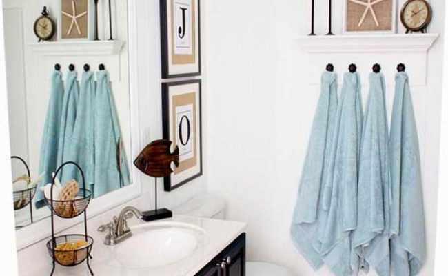 Bathroom Décor Quick Bathroom Decorating On A Budget