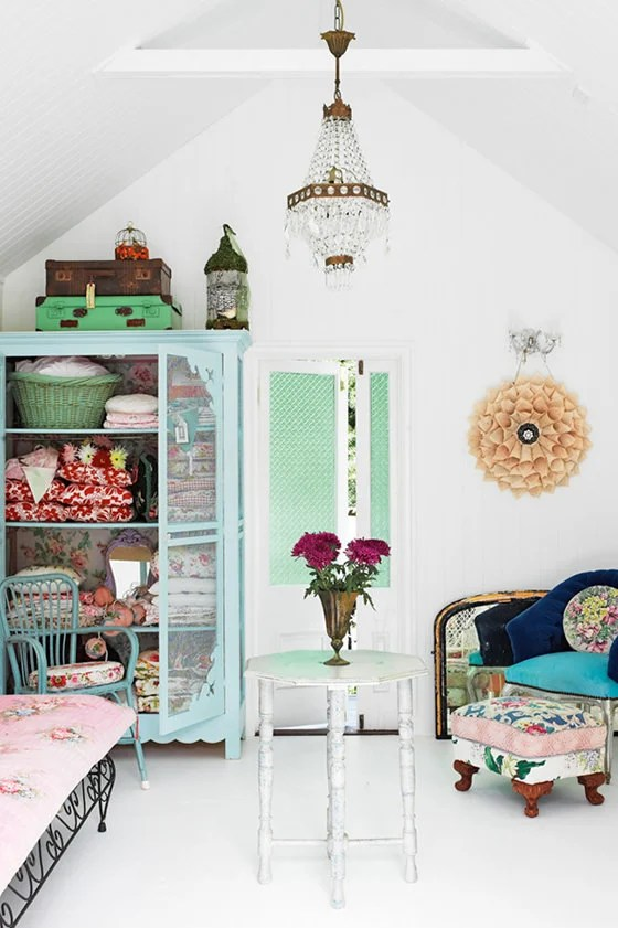 Vintage Style Decorating Ideas