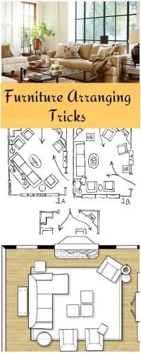 Furniture Arranging Ideas & Tricks  The Budget Decorator