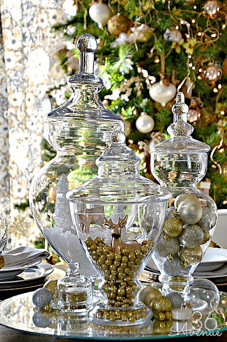 16 Lovely DIY Apothecary Jars Amp Vase Filler Ideas The
